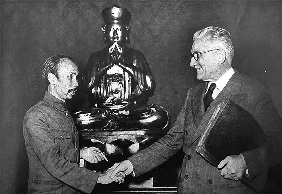 Bildergebnis für Tạm ước Việt-Pháp ngày 14 tháng 9 năm 1946.