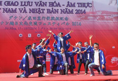 Đặc sắc Lễ hội giao lưu văn hóa – ẩm thực Việt Nam và Nhật Bản 2014