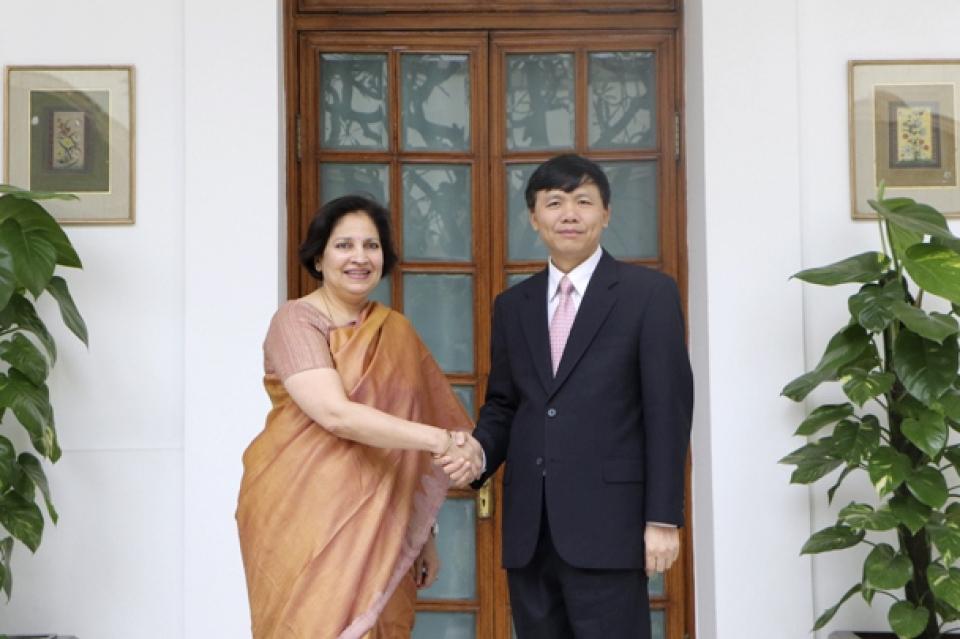 Việt Nam - Ấn Độ hướng đến mục tiêu 15 tỷ USD vào năm 2020