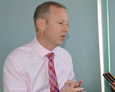 Đại sứ Vương quốc Anh tại Việt Nam Gareth Ward: Thúc đẩy hợp tác, thu hút doanh nghiệp Anh đầu tư vào Đà Nẵng