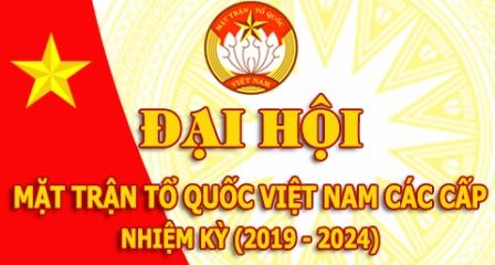 ĐẠI HỘI MẶT TRẬN TỔ QUỐC VIỆT NAM (2019-2024)