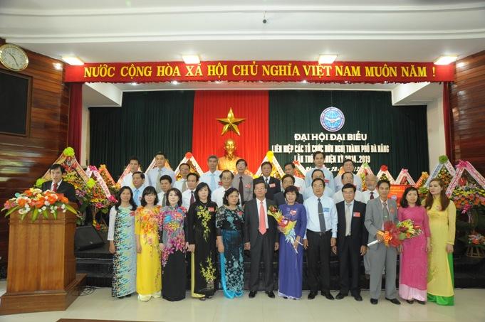 Đại hội Liên hiệp các tổ chức hữu nghị thành phố Đà Nẵng lần thứ IV, nhiệm kỳ 2014 - 2019