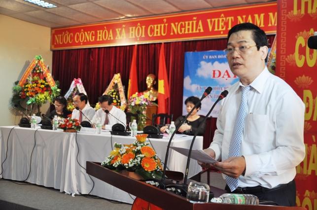 Đại hội Ủy ban hòa bình thành phố Đà Nẵng nhiệm kỳ 2014 - 2019