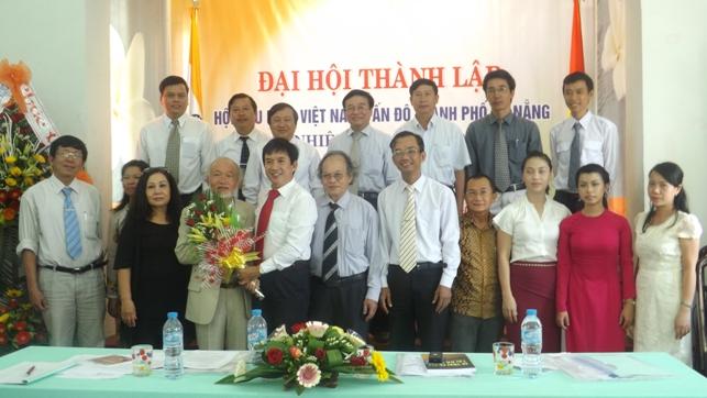 Đại hội thành lập Hội hữu nghị Việt Nam - Ấn Độ thành phố Đà Nẵng, nhiệm kỳ 2014 - 2019