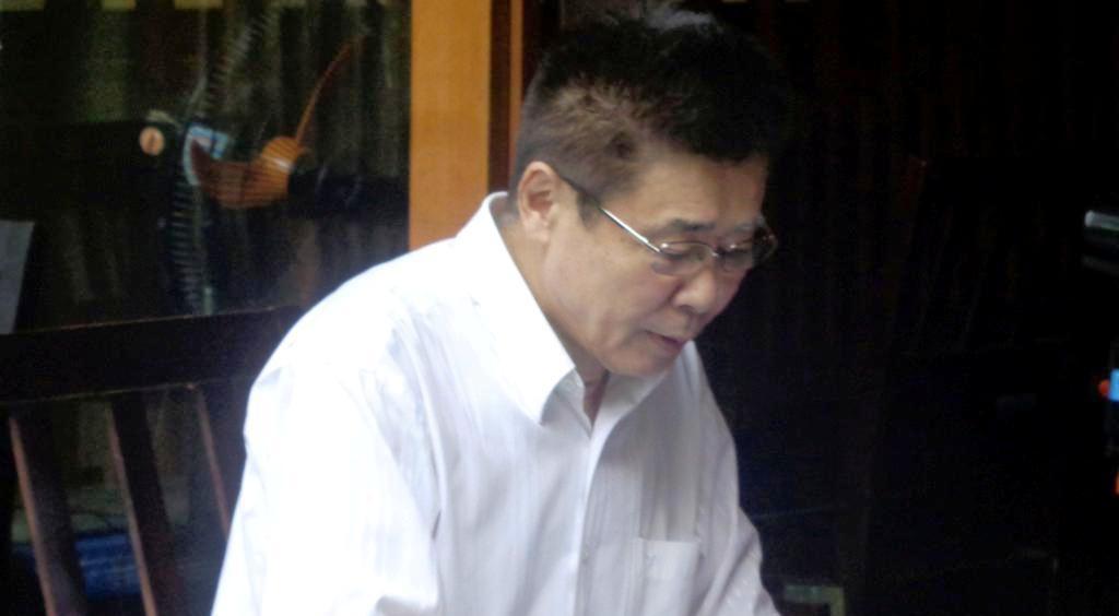 Thầy giáo Nhật mê Đà Nẵng